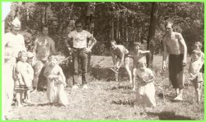 Экскурсии в лес