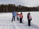 Лыжные гонки – мы ПОБЕДИЛИ!!!