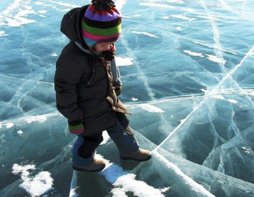 """"""" Осторожно, тонкий лед!"""""""
