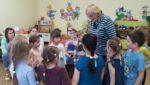"""Открытое занятие для педагогов по подготовке детей к обучению грамоте в подготовительной группе """"Капельки"""" (ул. Горняков, 31)"""